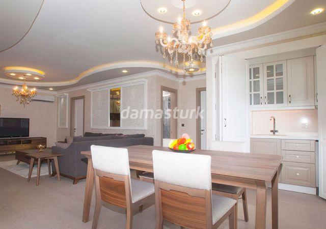 Villas for sale in Turkey - Istanbul - the complex DS358 || damasturk Real Estate 07