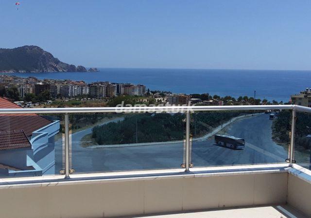 شقق للبيع في أنطاليا - تركيا - المجمع  DN065     شركة داماس تورك العقارية  09