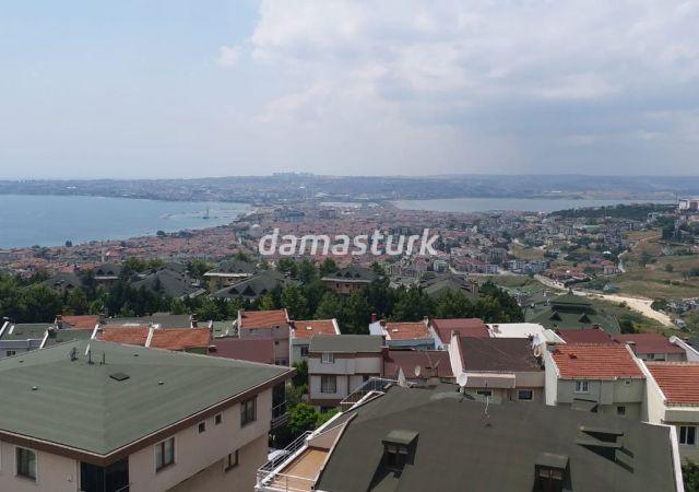 مجمع شقق بإطلالة رائعة على البحر والبحيرة  في اسطنبول الأوروبية منطقة بيوك شكمجة || داماس تورك العقارية 04