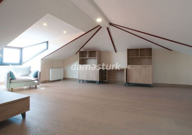 Villas for sale in Turkey - Istanbul - the complex DS358 || damasturk Real Estate 06