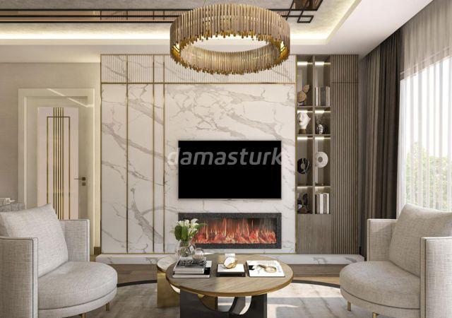 شقق للبيع في تركيا - اسطنبول - المجمع  DS346    داماس تورك العقارية  05