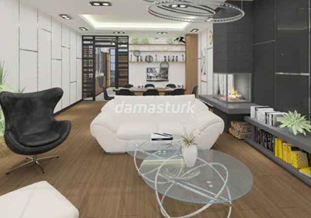 فلل للبيع في أنطاليا - تركيا - المجمع  DN087     داماس تورك العقارية  05
