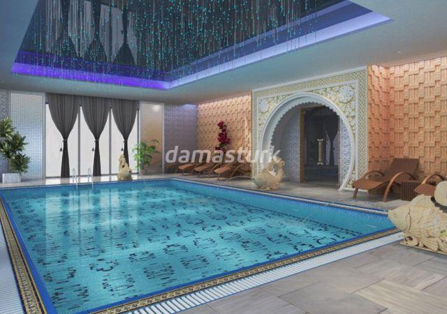 Apartments for sale in Antalya - Turkey - Complex DN080 || damasturk Real Estate Company 05