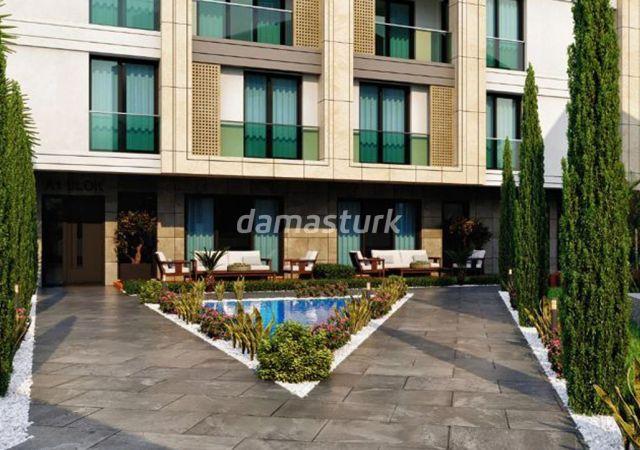 شقق للبيع في تركيا - اسطنبول - المجمع  DS387  || داماس تورك العقارية  05