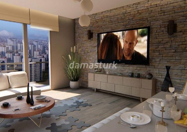 شقق للبيع في تركيا - المجمع  DS322    شركة داماس تورك العقارية  01