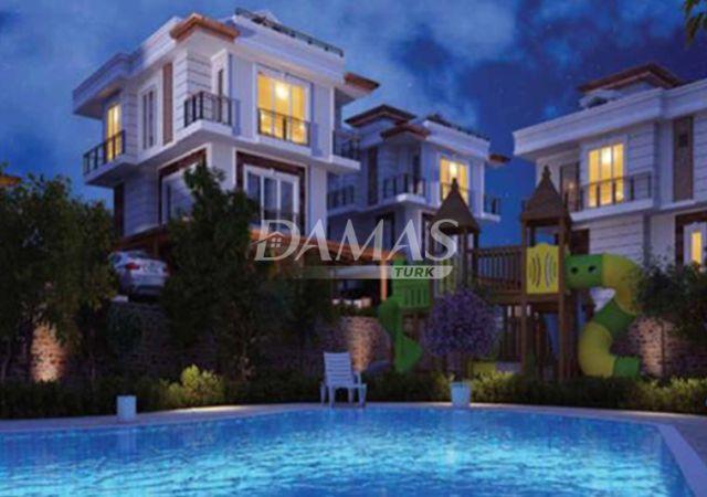 مجمع داماس 838 في اسطنبول - صورة خارجية  11
