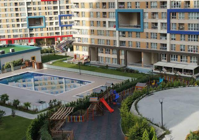 مجمع داماس 823 في اسطنبول - صورة خارجية 02