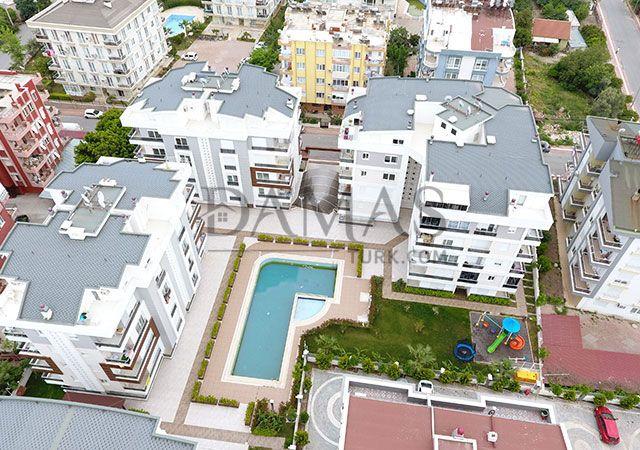 عقارات للبيع في انطاليا - مجمع داماس 603 في انطاليا - صورة خارجية 01