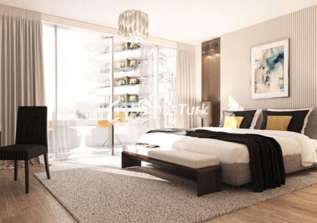 مجمع شقق استثماري جاهز للسكن وبالتقسيط  في اسطنبول الأوروبية منطقة زيتون بورنو DS282     داماس تورك العقارية 02