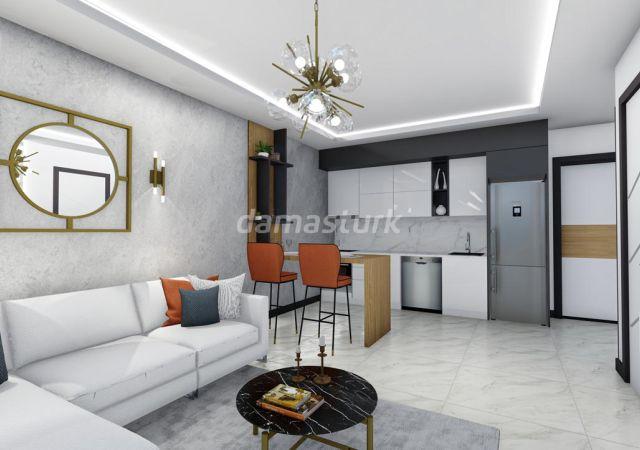 شقق للبيع في أنطاليا - تركيا - المجمع  DN048      شركة داماس تورك العقارية  09