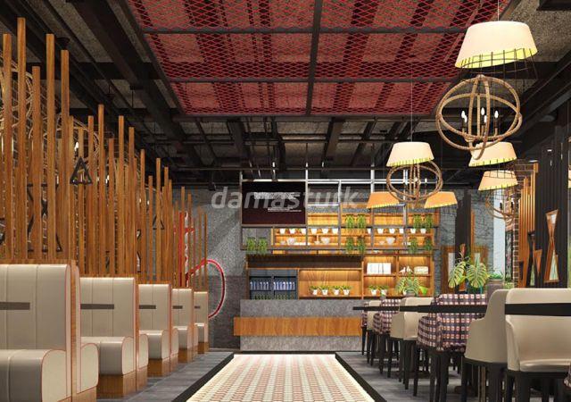 شقق فندقية للبيع في تركيا - المجمع  DS315   شركة داماس تورك العقارية  01