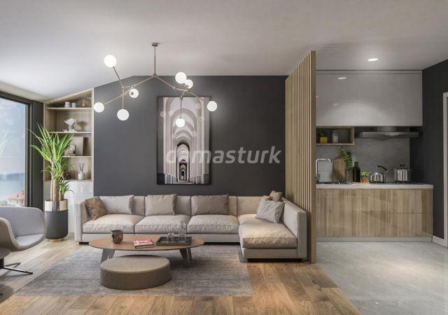 شقق للبيع في تركيا - المجمع  DS329  || شركة داماس تورك العقارية  06