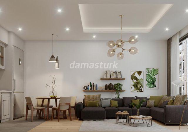 شقق للبيع في أنطاليا تركيا - المجمع  DN027 || شركة داماس تورك العقارية  03