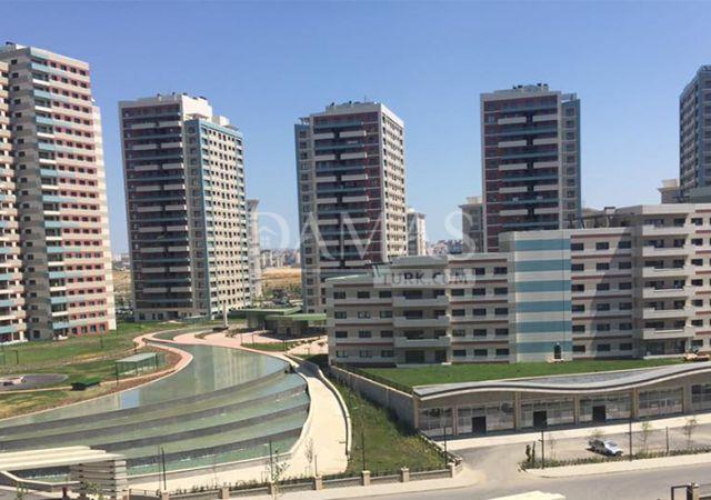 مجمع داماس 808 في اسطنبول - صورة خارجية 02