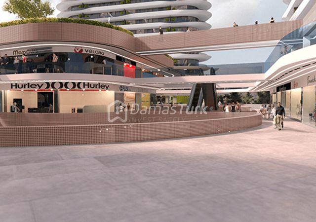 مجمع شقق استثماري جاهز للسكن وبالتقسيط  في اسطنبول الأوروبية منطقة زيتون بورنو DS282     داماس تورك العقارية 03