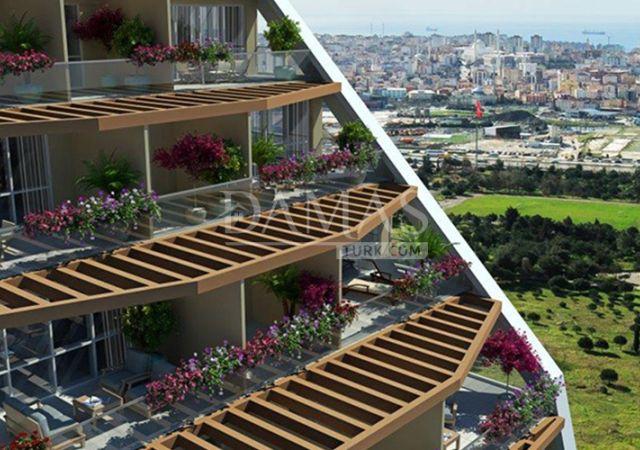 مجمع داماس 290 في اسطنبول - صورة خارجية 04