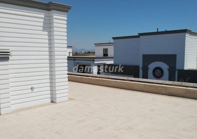 فلل للبيع في أنطاليا تركيا - المجمع  DN026  || شركة داماس تورك العقارية  04