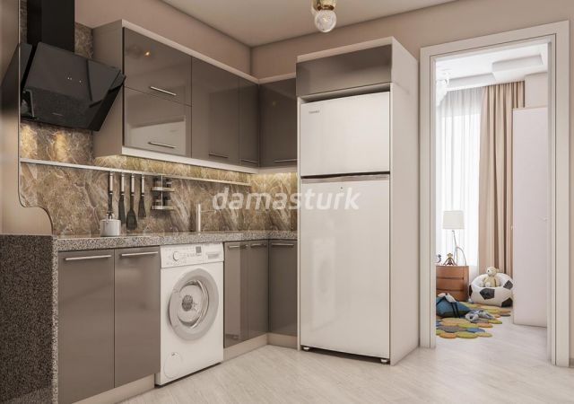 شقق للبيع في تركيا - اسطنبول - المجمع  DS339    داماس تورك العقارية  01