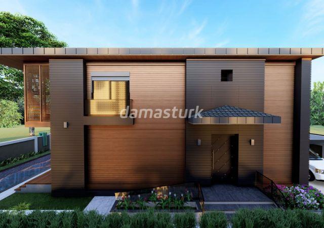 Villas for sale in Antalya - Turkey - Complex DN066 || damasturk Real Estate  04