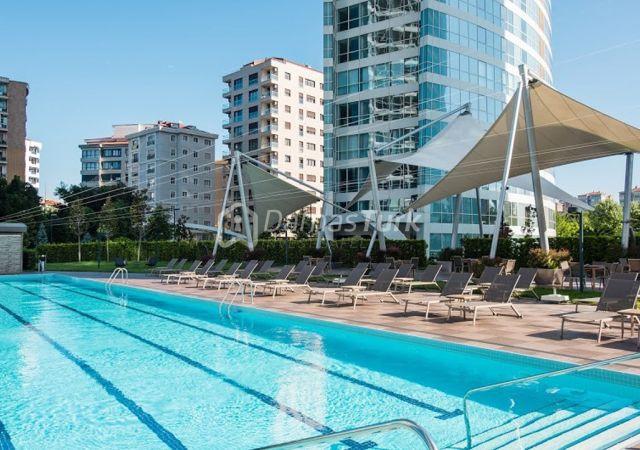 مجمع شقق جاهز للسكن بإطلالة بحرية رائعة جانب محطة مترو في اسطنبول الآسوية منطقة كاديكوي DS291     شركة داماس تورك العقارية 04