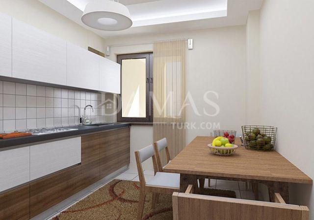 منازل للبيع في طرابزون - مجمع داماس 406 في طرابزون - صورة داخلية 07