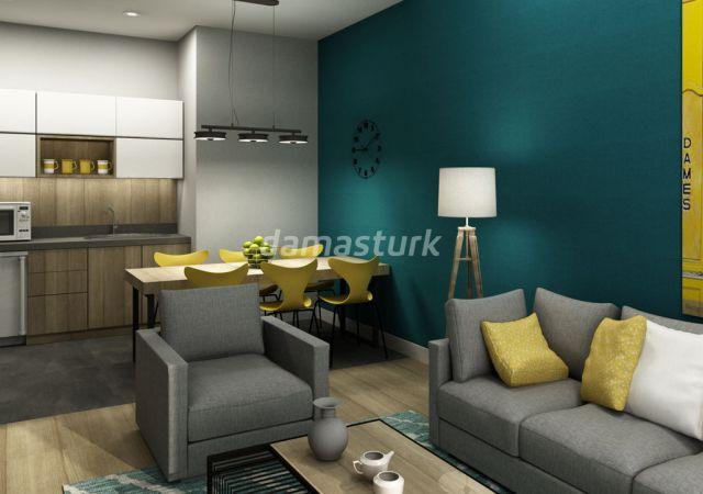 شقق فندقية للبيع في تركيا - المجمع  DS313|| شركة داماس تورك العقارية  06