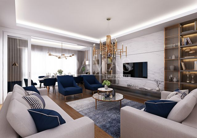 Damas Project D-103 in Istanbul - interior picture 01