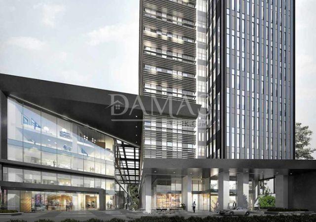 مجمع داماس 803 في اسطنبول - صورة خارجية 06