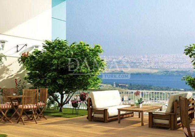 مجمع داماس 823 في اسطنبول - صورة خارجية 04