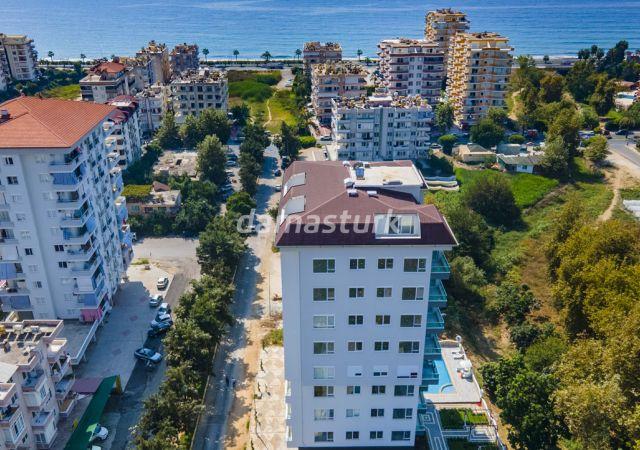 شقق للبيع في أنطاليا - تركيا - المجمع  DN064  || شركة داماس تورك العقارية  02