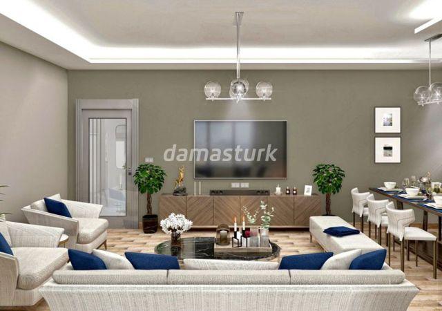 شقق للبيع في تركيا - اسطنبول - المجمع  DS375  || داماس تورك العقارية  08