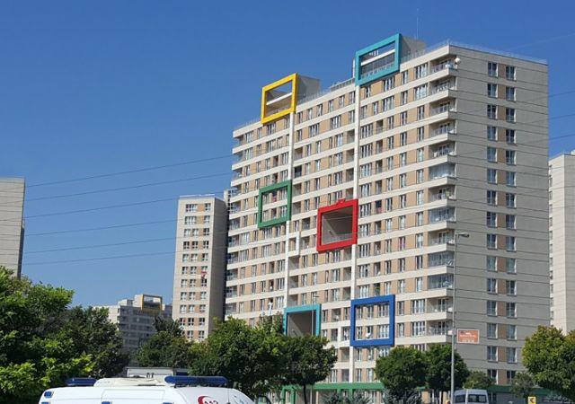 مجمع داماس 823 في اسطنبول - صورة خارجية 01