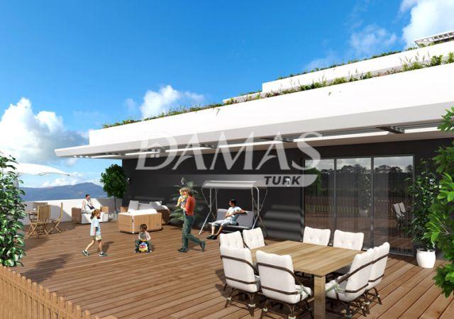 مجمع داماس 844 في اسطنبول - صورة خارجية 06