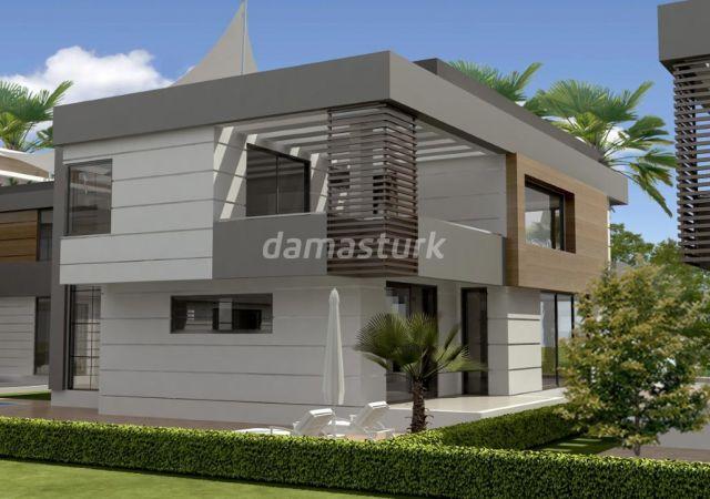 فلل للبيع في أنطاليا تركيا - المجمع  DN026  || شركة داماس تورك العقارية  02