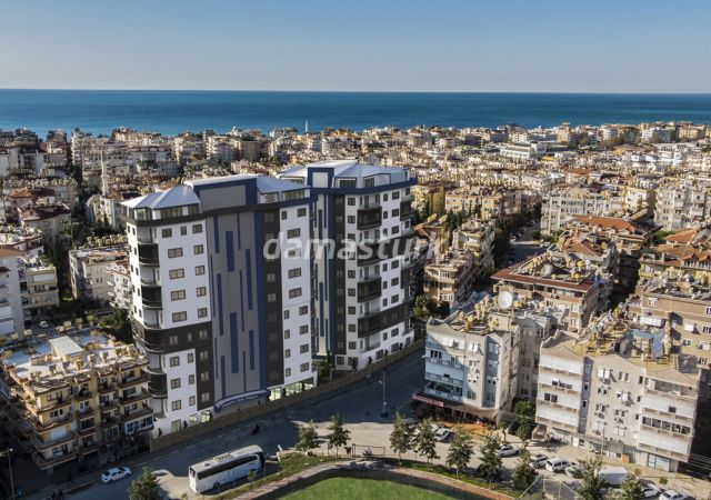 Apartments for sale in Antalya - Turkey - Complex DN077    damasturk Real Estate Company 02