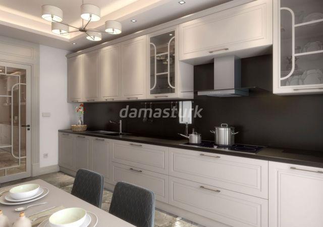 مجمع شقق فاخر جاهز للسكن في اسطنبول الأوروبية منطقة بيليك دووز     داماس تورك العقارية 02