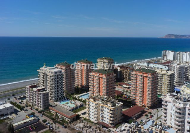 Apartments for sale in Antalya - Turkey - Complex DN080 || damasturk Real Estate Company 04