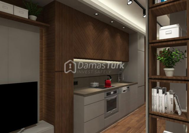 شقق للبيع في إسطنبول تركيا - المجمع DS183 || شركة داماس تورك العقارية 07