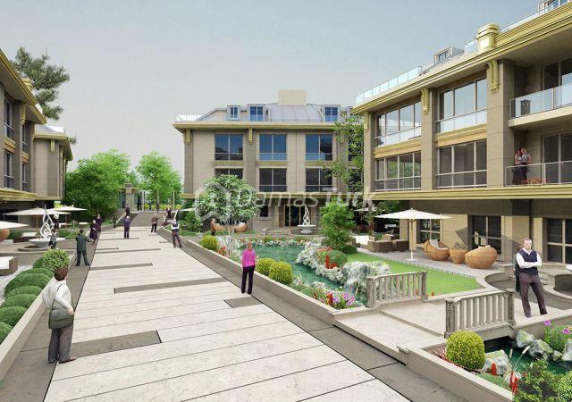 مجمع استثماري فاخر جاهز للسكن في اسطنبول الأوروبية منطقة بكركوي . DS277 || داماس تورك العقارية 04