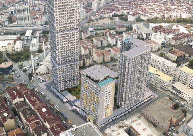 شقق فندقية للبيع في تركيا - المجمع  DS313|| شركة داماس تورك العقارية  01