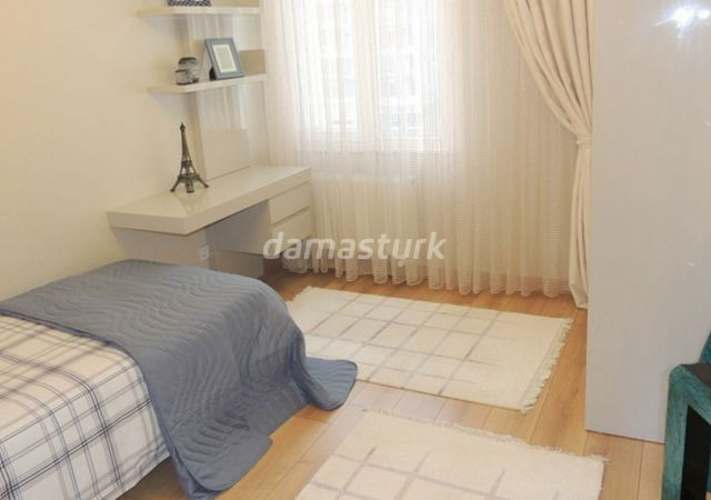شقق للبيع في تركيا - اسطنبول - المجمع  DS351   || داماس تورك العقارية  04