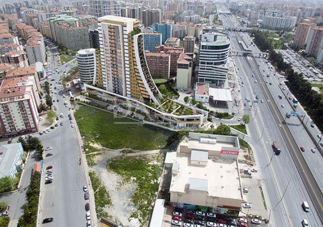 مجمع داماس 274 في اسطنبول - صورة خارجية 04
