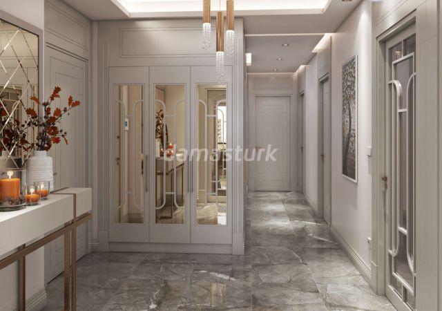 مجمع شقق فاخر جاهز للسكن في اسطنبول الأوروبية منطقة بيليك دووز     داماس تورك العقارية 01