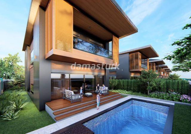 Villas for sale in Antalya - Turkey - Complex DN066 || damasturk Real Estate  07