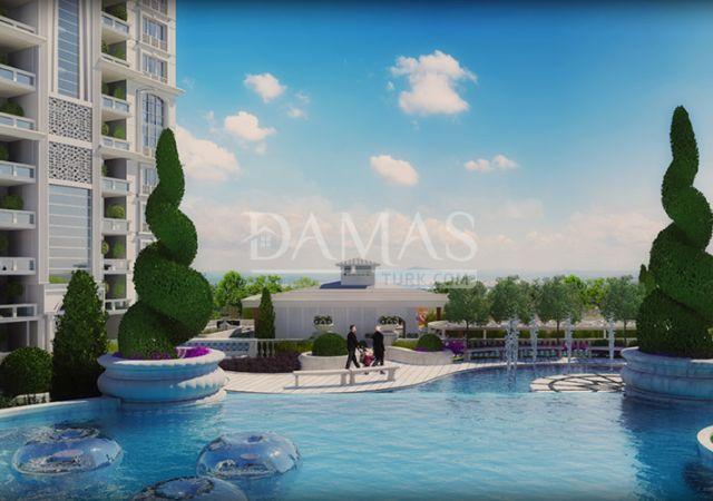 مجمع داماس 825 في اسطنبول - صورة خارجية 07