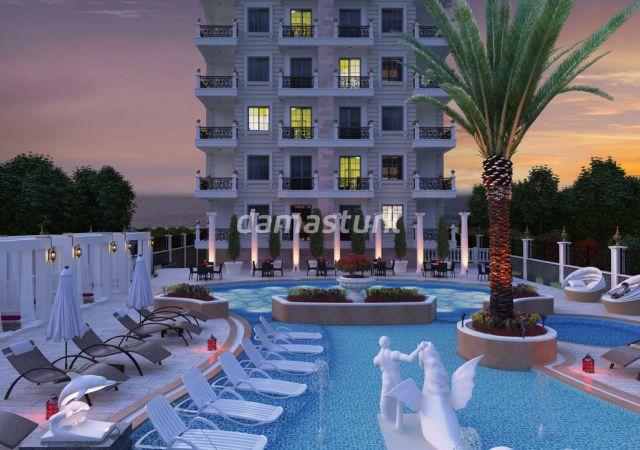 Apartments for sale in Antalya - Turkey - Complex DN080 || damasturk Real Estate Company 02