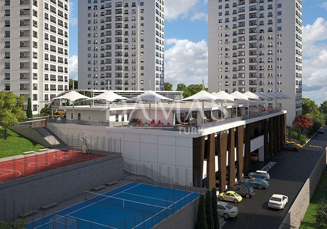 الاستثمار في طرابزون - مجمع داماس 405 في طرابزون - صورة خارجية 08