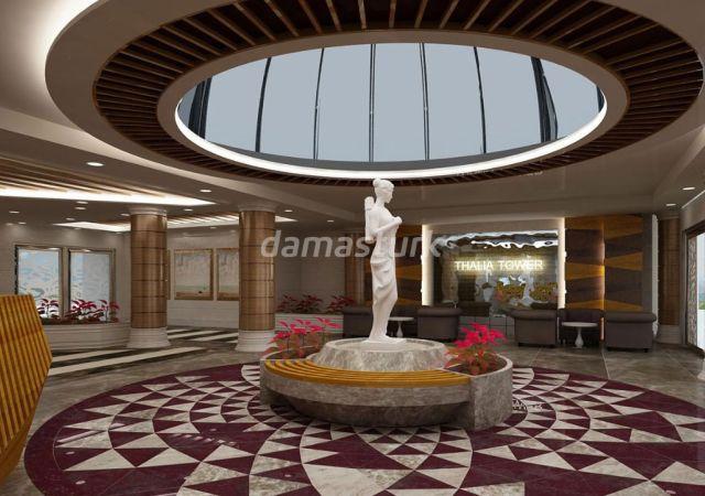 شقق للبيع في أنطاليا تركيا - المجمع  DN032 || شركة داماس تورك العقارية  01
