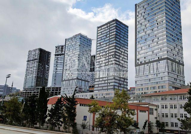 مجمع داماس 224 في اسطنبول - صورة خارجية 02