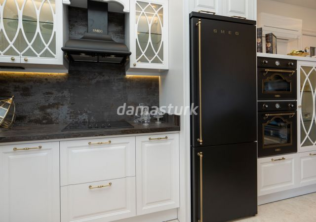 Apartments for sale in Antalya - Turkey - Complex DN080 || damasturk Real Estate Company 09